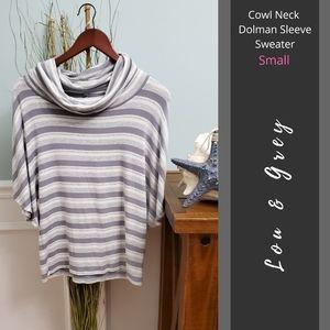 Lou & Grey | Cowl Neck Dolman Sleeve Sweater